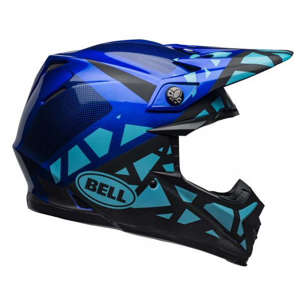 bell-moto-9-mips-dirt-helmet-tremor-matte-gloss-blue-black-right__76770.jpg-Bell MX 2021 Moto-9 Mips Adult Helmet (Tremor Blue/Black)