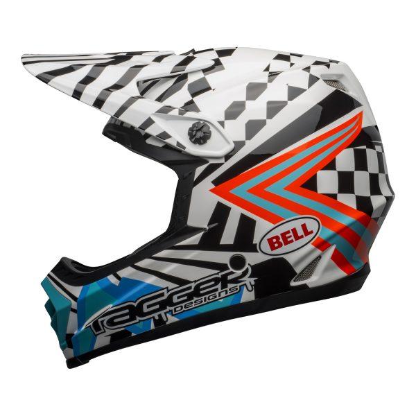 bell-moto-9-youth-mips-dirt-helmet-tagger-check-me-out-gloss-black-white-blue-left__28105.jpg-Bell MX 2021 Moto-9 Youth MIPS (Check Me Out White/Black)