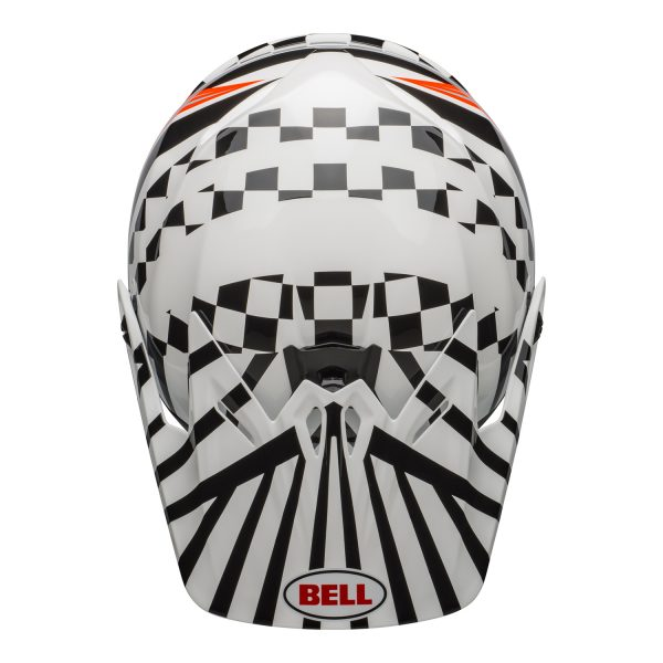 bell-moto-9-youth-mips-dirt-helmet-tagger-check-me-out-gloss-black-white-blue-top__85393.jpg-Bell MX 2021 Moto-9 Youth MIPS (Check Me Out White/Black)