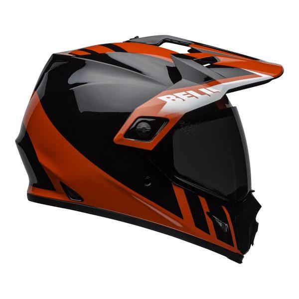 bell-mx-9-adventure-mips-dirt-helmet-dash-gloss-black-red-white-right.jpg-Bell MX 2021 MX-9 Adventure Mips Adult Helmet (Dash Black/Red/White)