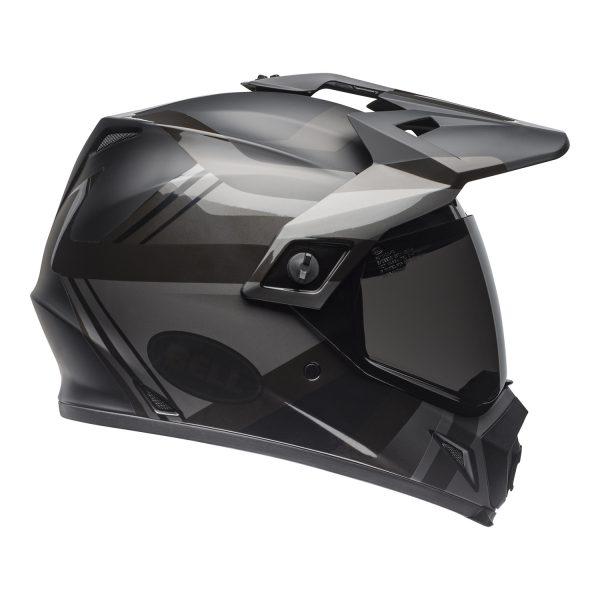 bell-mx-9-adventure-mips-dirt-helmet-marauder-matte-gloss-blackout-right.jpg-Bell MX 2021 MX-9 Adventure Mips Adult Helmet (Blackout Matte/Gloss Black)