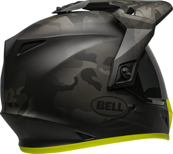 bell-mx-9-adventure-mips-dirt-helmet-stealth-camo-matte-black-hi-viz-back-right-BELL MX-9 ADVENTURE MIPS STEALTH CAMO MATT BLACK/HI-VIZ