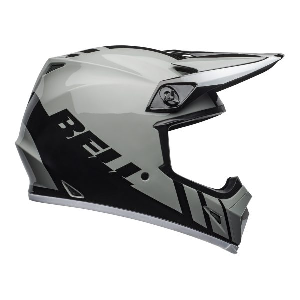 bell-mx-9-mips-dirt-helmet-dash-gloss-gray-black-white-right.jpg-Bell MX 2021 MX-9 Mips Adult Helmet (Dash Gray/Black/White)