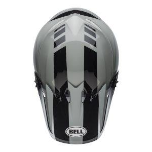 Bell MX 2021 MX-9 Mips Adult Helmet (Dash Gray/Black/White)