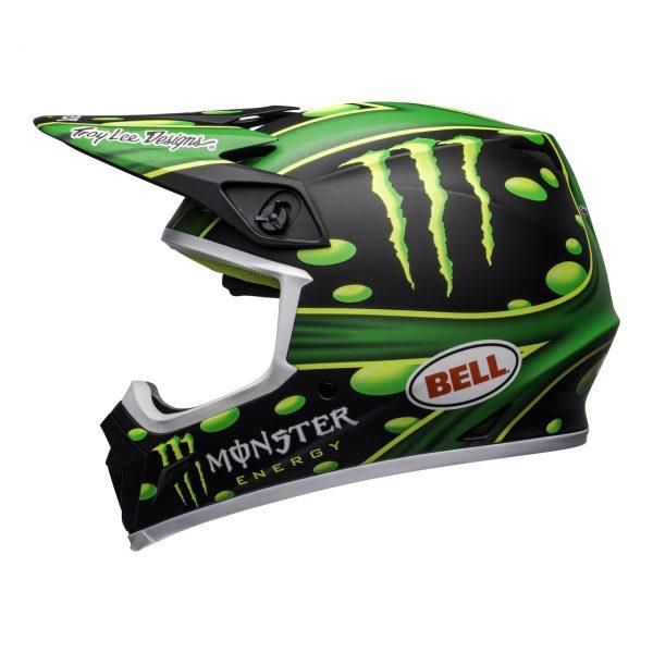 bell-mx-9-mips-dirt-helmet-mcgrath-showtime-replica-matte-black-green-left__91208.1558520765.jpg-Bell MX 2021 MX-9 MIPS Adult Helmet (Mcgrath Showtime Black/Green)