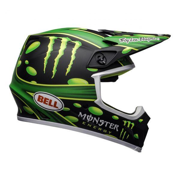 bell-mx-9-mips-dirt-helmet-mcgrath-showtime-replica-matte-black-green-right__83269.1558520765.jpg-Bell MX 2021 MX-9 MIPS Adult Helmet (Mcgrath Showtime Black/Green)