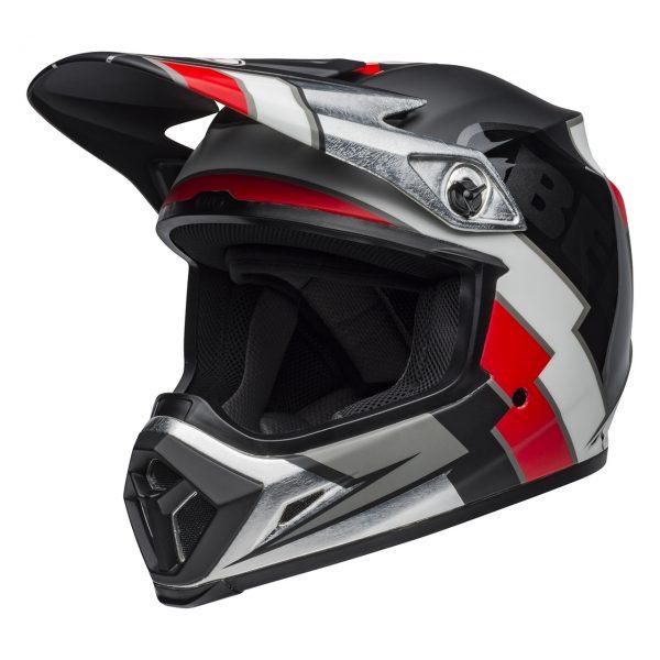 bell-mx-9-mips-dirt-helmet-twitch-replica-matte-gloss-black-red-white-front-left__05103.1537352655.jpg-Bell MX 2021 MX-9 Mips Adult Helmet (Twitch Replica Matte Black/Red/White)