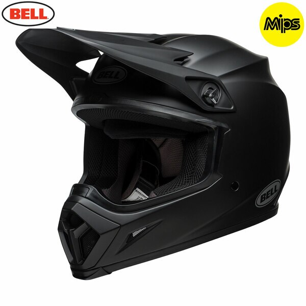 bell-mx-9-mips-off-road-helmet-matte-black-fl-copy__77582.1505917413.jpg-Bell MX 2021 MX-9 Mips Adult Helmet (Matte Black)