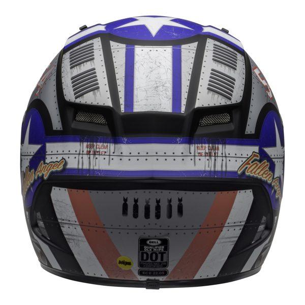 bell-qualifier-dlx-mips-street-helmet-devil-may-care-2020-matte-gray-back-BELL QUALIFIER DLX MIPS DEVIL MAY CARE MATT GREY