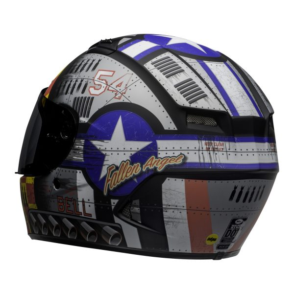 bell-qualifier-dlx-mips-street-helmet-devil-may-care-2020-matte-gray-back-left-BELL QUALIFIER DLX MIPS DEVIL MAY CARE MATT GREY