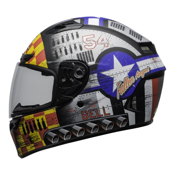 bell-qualifier-dlx-mips-street-helmet-devil-may-care-2020-matte-gray-clear-shield-left-BELL QUALIFIER DLX MIPS DEVIL MAY CARE MATT GREY