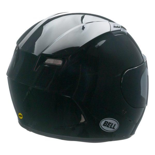 bell-qualifier-dlx-mips-street-helmet-gloss-black-back-right-BELL QUALIFIER DLX MIPS SOLID GLOSS BLACK