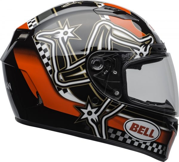 bell-qualifier-dlx-mips-street-helmet-isle-of-man-2020-gloss-red-black-white-clear-shield-right-BELL QUALIFIER DLX MIPS ISLE OF MAN GLOSS BLACK RED