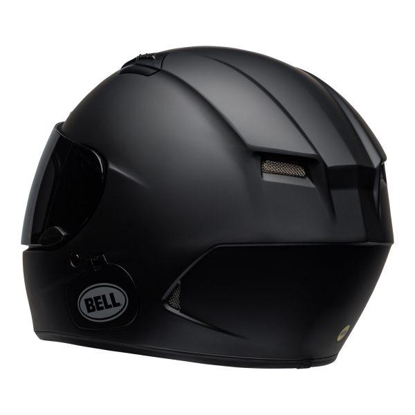 bell-qualifier-dlx-mips-street-helmet-matte-black-back-left-BELL QUALIFIER DLX MIPS SOLID MATT BLACK