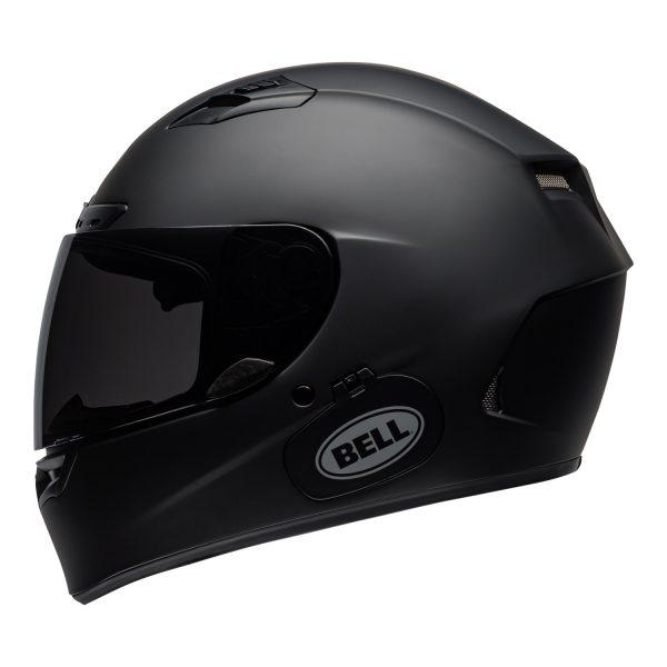 bell-qualifier-dlx-mips-street-helmet-matte-black-left-BELL QUALIFIER DLX MIPS SOLID MATT BLACK
