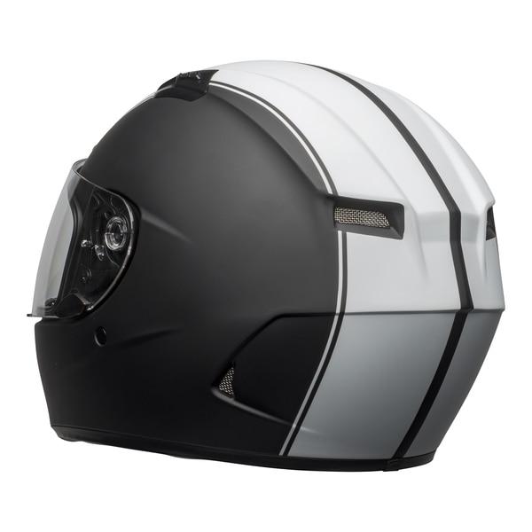 bell-qualifier-dlx-mips-street-helmet-rally-matte-black-white-back-left-clear-shield__82038.1601550705.jpg-BELL QUALIFIER DLX MIPS RALLY BLACK WHITE