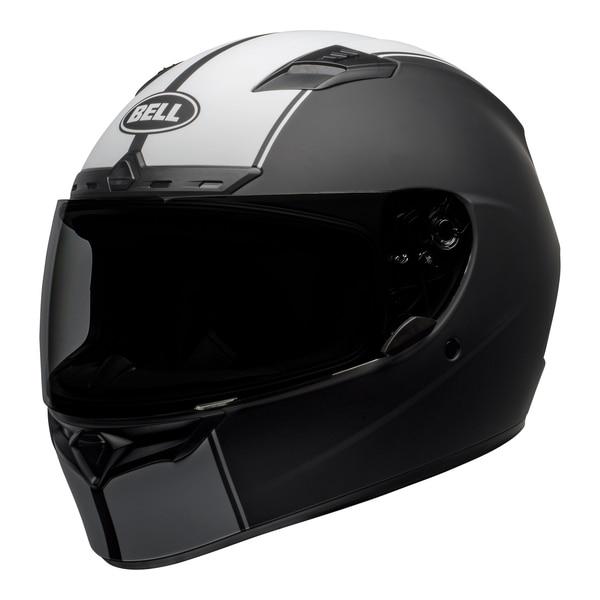 bell-qualifier-dlx-mips-street-helmet-rally-matte-black-white-front-left__65963.1601550705.jpg-BELL QUALIFIER DLX MIPS RALLY BLACK WHITE