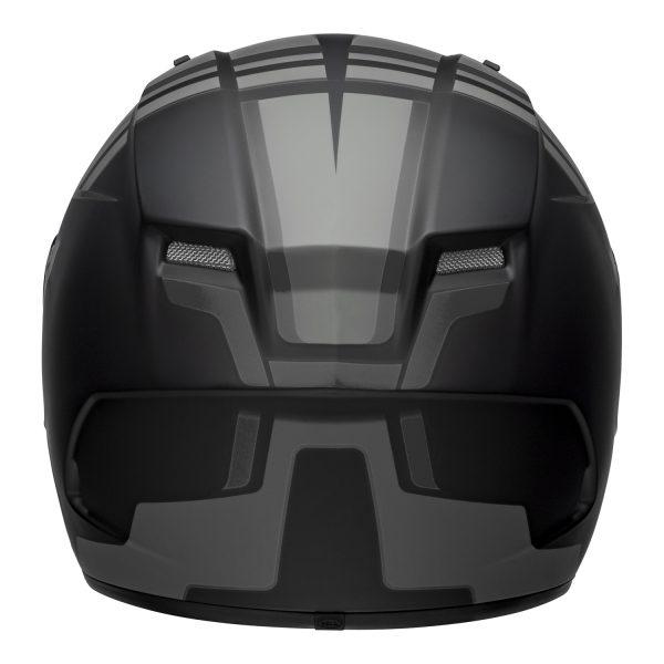 bell-qualifier-dlx-mips-street-helmet-torque-matte-black-gray-back-BELL QUALIFIER DLX MIPS TORQUE MATT BLACK GREY
