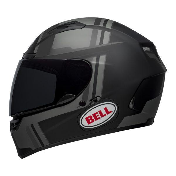 bell-qualifier-dlx-mips-street-helmet-torque-matte-black-gray-left-BELL QUALIFIER DLX MIPS TORQUE MATT BLACK GREY