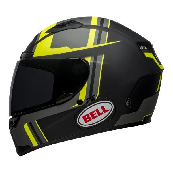 bell-qualifier-dlx-mips-street-helmet-torque-matte-black-hi-viz-left-BELL QUALIFIER DLX MIPS TORQUE MATT BLACK HI-VIZ