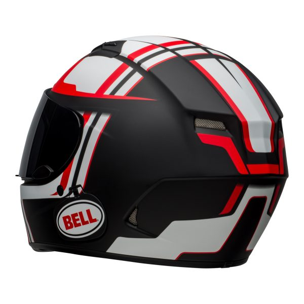bell-qualifier-dlx-mips-street-helmet-torque-matte-black-red-back-left-BELL QUALIFIER DLX MIPS TORQUE MATT BLACK RED