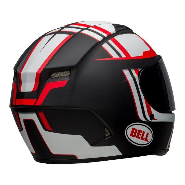 bell-qualifier-dlx-mips-street-helmet-torque-matte-black-red-back-right-BELL QUALIFIER DLX MIPS TORQUE MATT BLACK RED