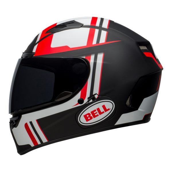 bell-qualifier-dlx-mips-street-helmet-torque-matte-black-red-left-BELL QUALIFIER DLX MIPS TORQUE MATT BLACK RED