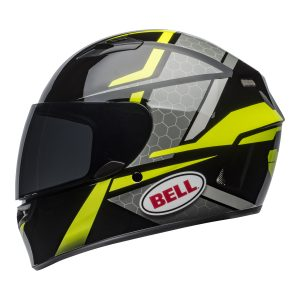 BELL QUALIFIER STD FLARE GLOSS BLACK HI-VIZ