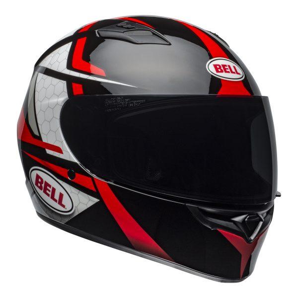 bell-qualifier-street-helmet-flare-gloss-black-red-front-right.jpg-BELL QUALIFIER STD FLARE GLOSS BLACK RED