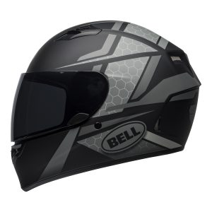 BELL QUALIFIER STD FLARE MATT GREY BLACK