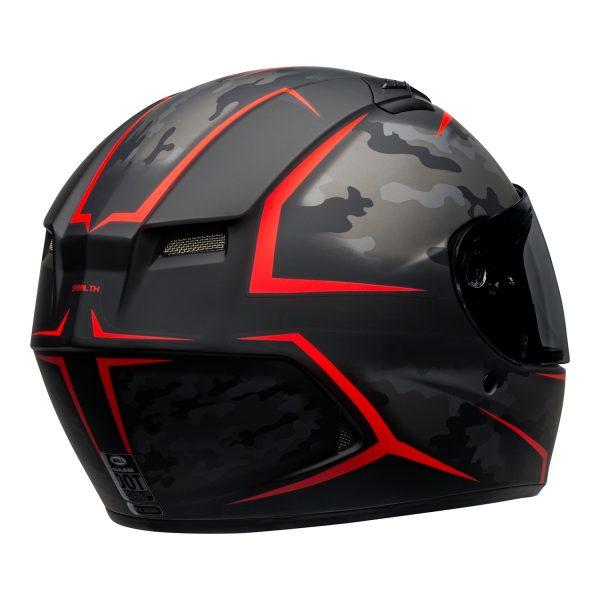 bell-qualifier-street-helmet-stealth-camo-matte-black-red-back-right-BELL QUALIFIER STD STEALTH CAMO MATT BLACK WHITE