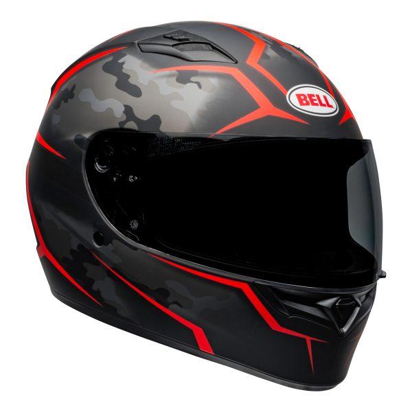 bell-qualifier-street-helmet-stealth-camo-matte-black-red-front-right-BELL QUALIFIER STD STEALTH CAMO MATT BLACK WHITE