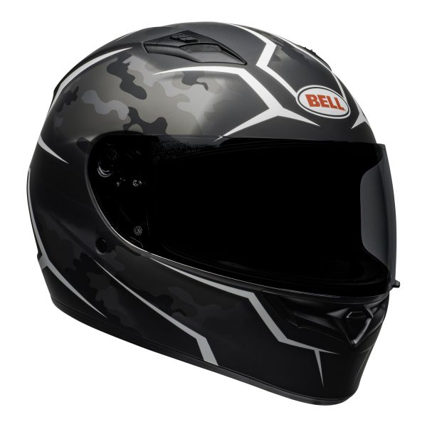 bell-qualifier-street-helmet-stealth-camo-matte-black-white-front-right-BELL QUALIFIER STD STEALTH CAMO MATT BLACK WHITE