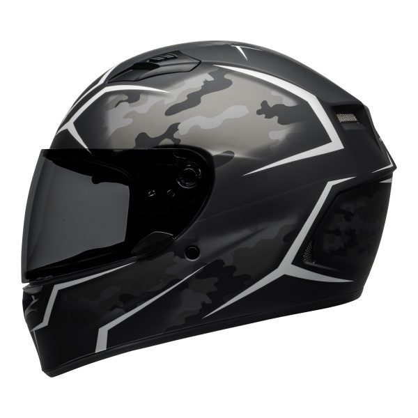 bell-qualifier-street-helmet-stealth-camo-matte-black-white-left-BELL QUALIFIER STD STEALTH CAMO MATT BLACK WHITE