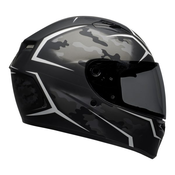 bell-qualifier-street-helmet-stealth-camo-matte-black-white-right-BELL QUALIFIER STD STEALTH CAMO MATT BLACK WHITE