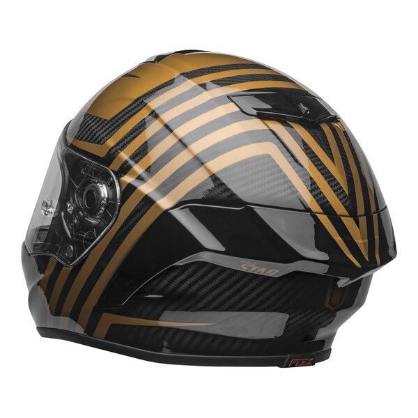 bell-race-star-flex-dlx-ece-street-helmet-matte-gloss-black-gold-back-left-clear-shield__61700.1601544695.jpg-BELL RACE STAR FLEX GLOSS BLACK GOLD