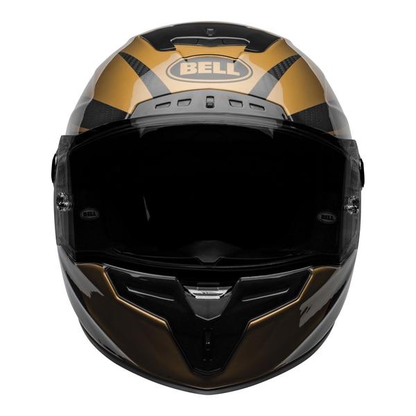 bell-race-star-flex-dlx-ece-street-helmet-matte-gloss-black-gold-front__21574.1601544695.jpg-BELL RACE STAR FLEX GLOSS BLACK GOLD