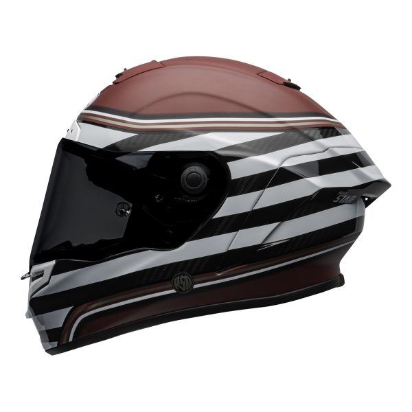 bell-race-star-flex-dlx-ece-street-helmet-rsd-the-zone-matte-gloss-white-candy-red-left.jpg-Bell Street 2021 Race Star DLX Adult Helmet (RSD The Zone M/G White/Candy Red)