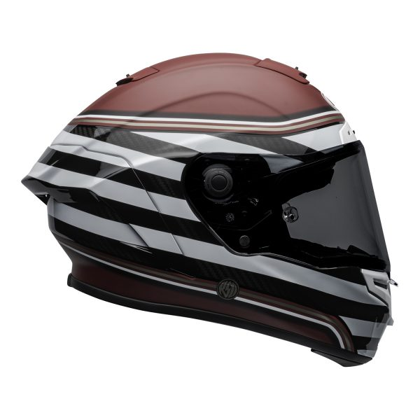 bell-race-star-flex-dlx-ece-street-helmet-rsd-the-zone-matte-gloss-white-candy-red-right.jpg-Bell Street 2021 Race Star DLX Adult Helmet (RSD The Zone M/G White/Candy Red)