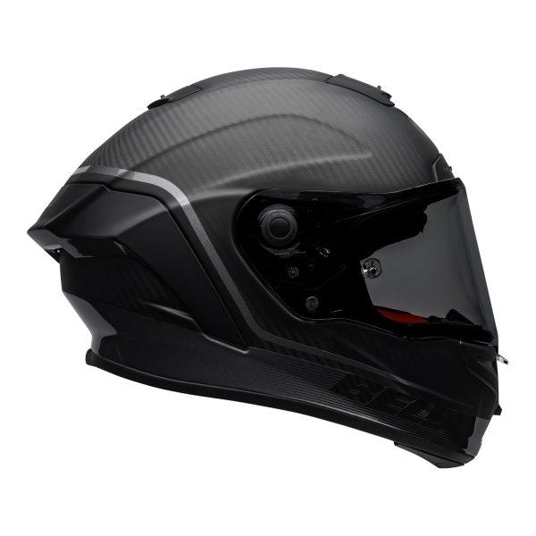 bell-race-star-flex-dlx-ece-street-helmet-velocity-matte-gloss-black-right.jpg-Bell Street 2021 Race Star DLX Adult Helmet (Velocity M/G Black)