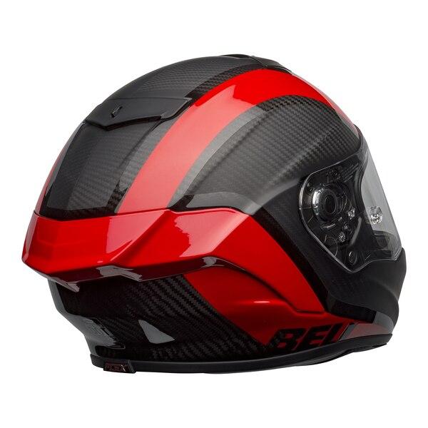 bell-race-star-flex-dlx-street-helmet-tantrum-2-matte-gloss-gray-red-back-right-clear-shield__95928.1601545242.jpg-BELL RACE STAR FLEX TANTRUM 2 MATT GLOSS BLACK RED