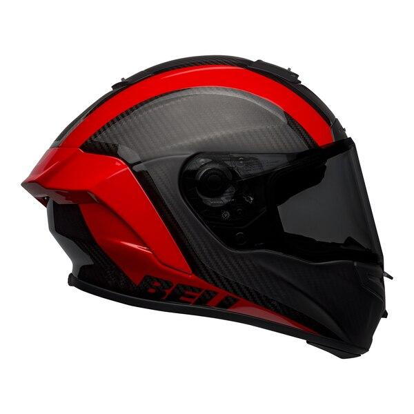 bell-race-star-flex-dlx-street-helmet-tantrum-2-matte-gloss-gray-red-right__32525.1601545242.jpg-BELL RACE STAR FLEX TANTRUM 2 MATT GLOSS BLACK RED
