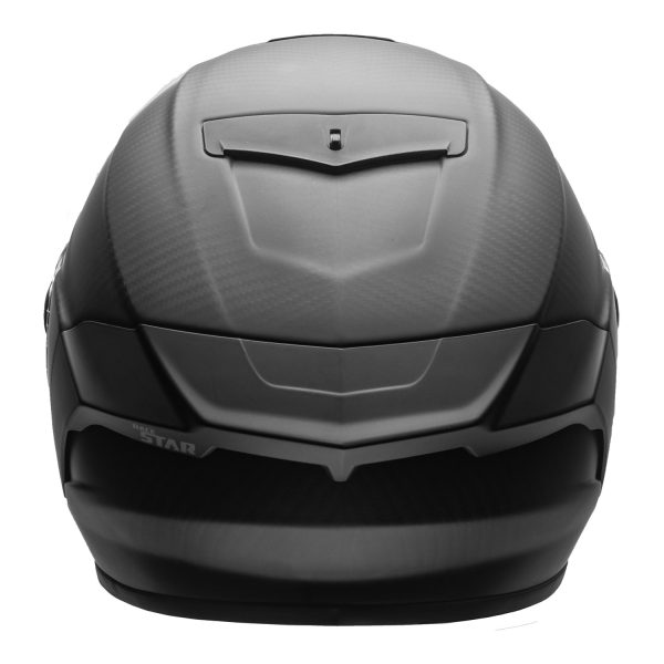 Bell Star Helmet-Bell Street 2021 Race Star DLX Adult Helmet (Solid Matte Black)