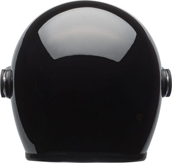 bell-riot-culture-helmet-gloss-black-back-BELL RIOT SOLID MATT BLACK