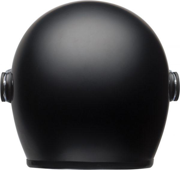 bell-riot-culture-helmet-matte-black-back-BELL RIOT SOLID MATT BLACK