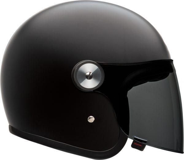 bell-riot-culture-helmet-matte-black-right-BELL RIOT SOLID MATT BLACK