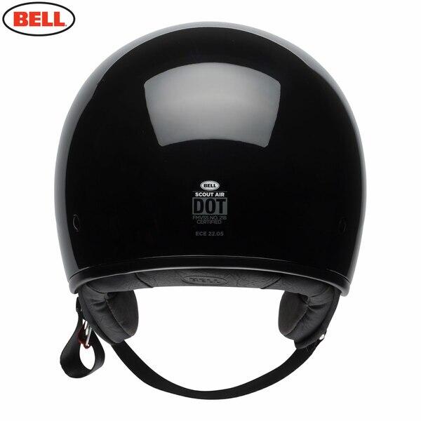 bell-scout-air-cruiser-helmet-gloss-black-b__02158.1512746687.jpg-Bell 2021 Cruiser Scout Air Adult Helmet (Gloss Black)