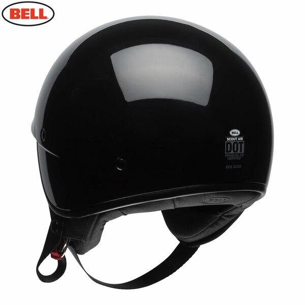bell-scout-air-cruiser-helmet-gloss-black-bl__28418.1512746687.jpg-Bell 2021 Cruiser Scout Air Adult Helmet (Gloss Black)