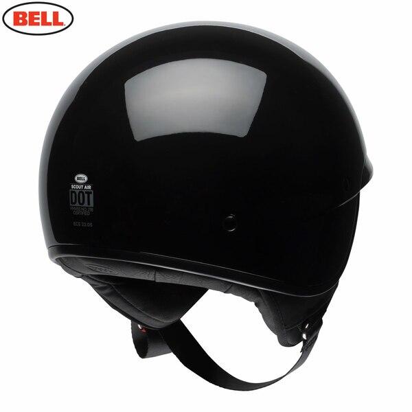 bell-scout-air-cruiser-helmet-gloss-black-br__70285.1512746687.jpg-Bell 2021 Cruiser Scout Air Adult Helmet (Gloss Black)