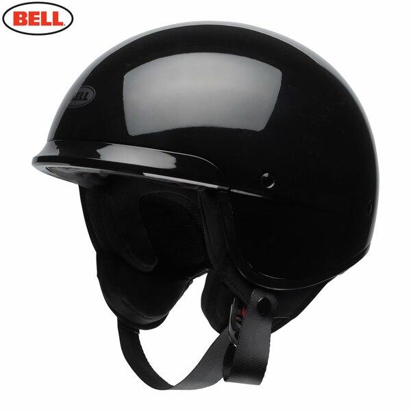 bell-scout-air-cruiser-helmet-gloss-black-fl__75395.1541784662.jpg-Bell 2021 Cruiser Scout Air Adult Helmet (Gloss Black)